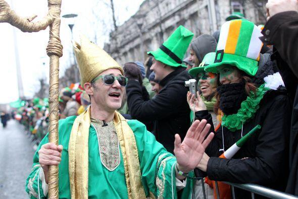 En Dublín, es donde se concentran las principales celebraciones.