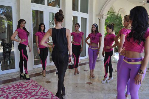 Alejandra Espinoza también ha platicado con las chicas para que s...
