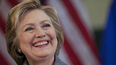 Hillary Clinton, virtual candidata demócrata a la presidencia de EEUU