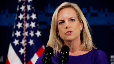 Secretaria de Seguridad Nacional tendría los días contados en la administración Trump