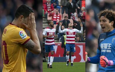 Guillermo Ochoa se despedirá del Granada enfrentando al Espanyol de Dieg...