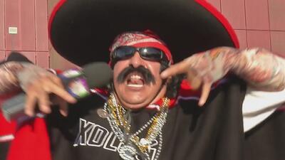 Kevin Arnulfo estuvo en Tijuana mostrando puro barrio con los Xolos