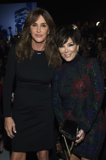 Kris y Caitlyn Jenner