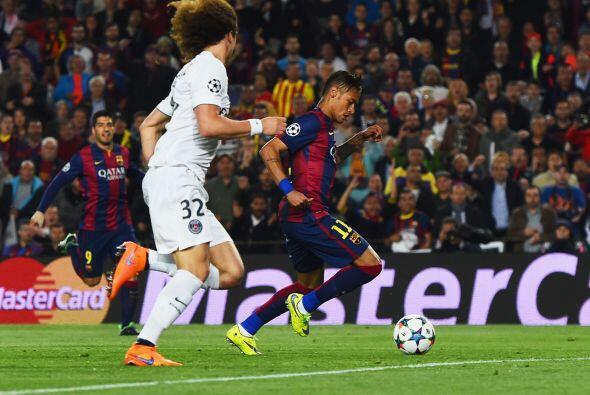 Los Blaugranas jugaron tranquilamente ante un PSG que no mostró peligro...