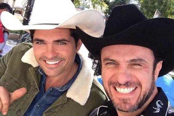 Ferdinando y Alejandro Ávila se han vuelto inseparables.