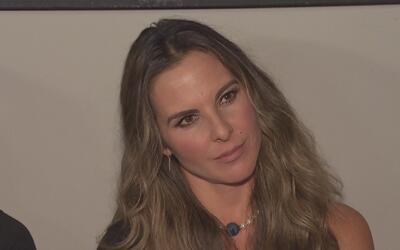 ¿Por qué Kate del Castillo no quiere regresar a México?