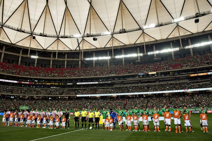 El último México vs. Paraguay se lo quedó el 'Tri' 20160528_8519.jpg