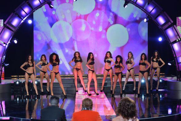 Algunas cantaron, otras bailaron, posaron, modelaron y de más. Ca...