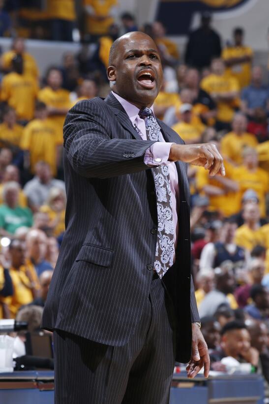 Los Cavs hacen historia y ganan el tercero de la serie. Head coach Nate...