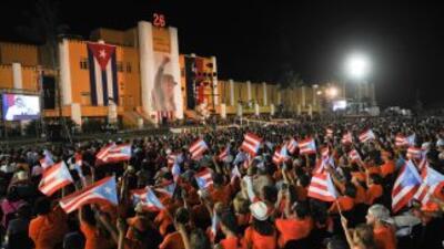 Cuba celebró el 62 aniversario del asalto al Cuartel Moncada.