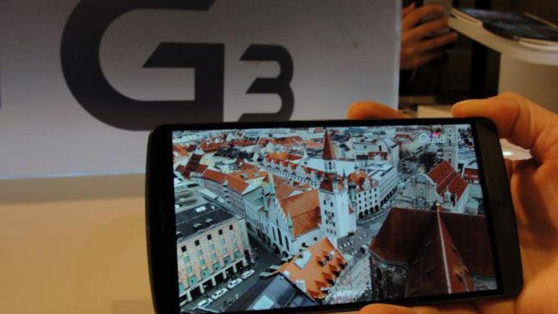 El nuevo G3 Stylus será una variante de media gama del actual G3.