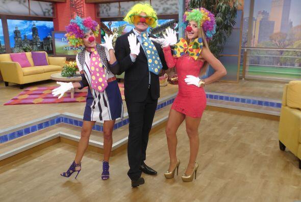 Alan, Karla y Ximena nos regalaron momentos de mucha diversión co...