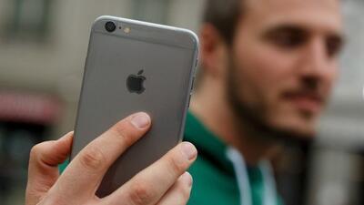 Los usuarios del iPhone 6 tienen otro motivo para quejarse: además de do...