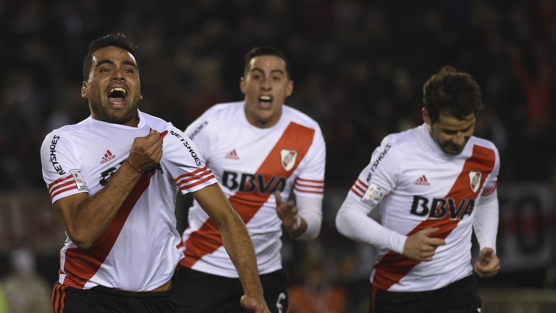 River Plate viajará a Paraguay con ventaja.