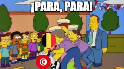 Memelogía | La paliza de Bélgica sobre Túnez dejó memes muy divertidos