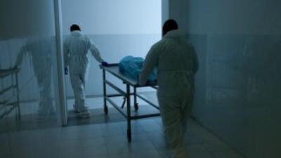 Los cuerpos se encontraban en resguardo del Instituto de Ciencias Forenses.