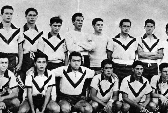 En la década de los 30, el fútbol soccer ya era popular en...