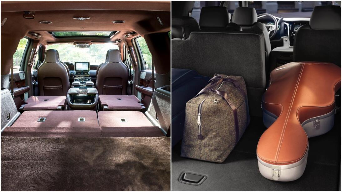 Sea usted el juez: Lincoln Navigator vs. Cadillac Escalade pjimage-carga...
