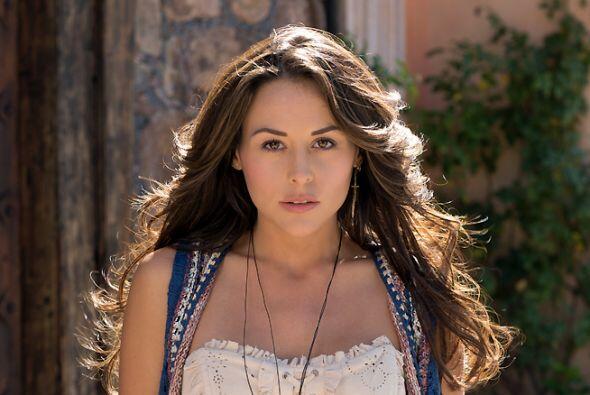 Zuria Vega interpreta a 'Abigaíl Ríos' en la novela de 'Que te Perdone D...