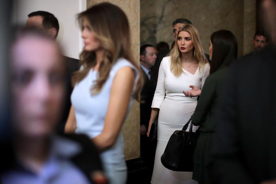 Ivanka Trump tendrá una oficina en la Casa Blanca GettyImages-618312644.jpg