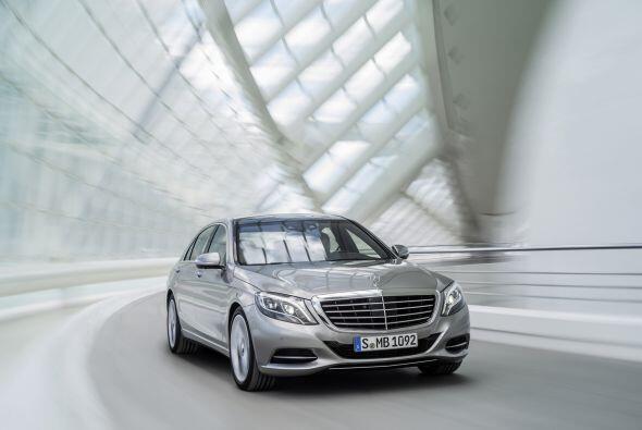7) Mercedes S-Class- Diferencia durante el primer año: $37,600 (32.4%)