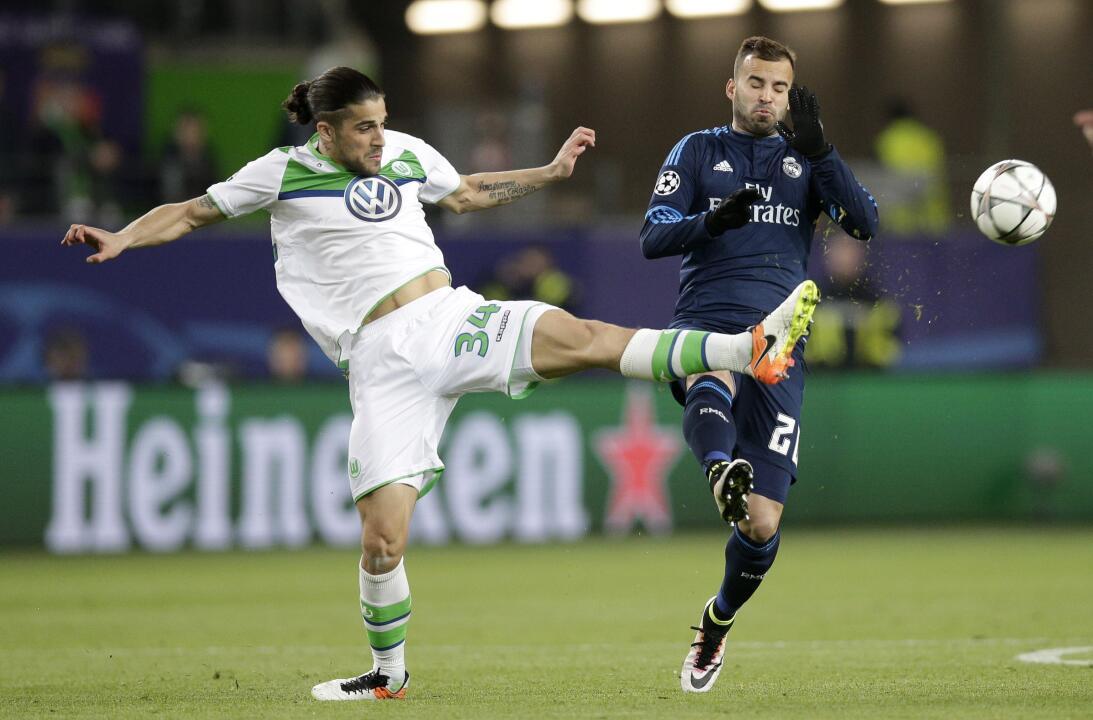 Ricardo Rodríguez (Wolfsburgo) sería objetivo del A.C. Milan como uno de...