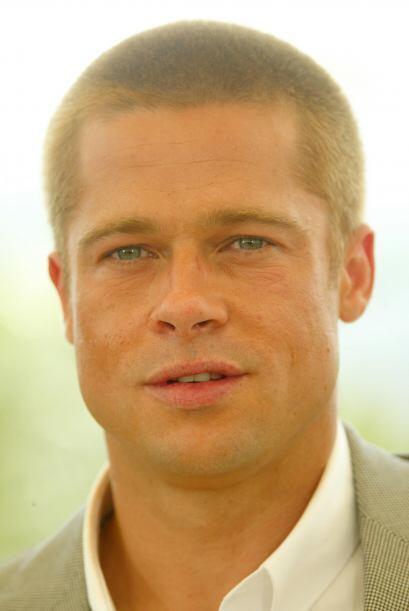 Brad en el Festival de Cannes 2004.