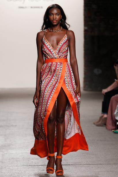 Este tipo de vestidos no sólo pueden ser usados para la playa sino en lo...