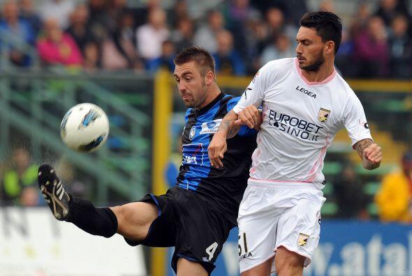 El Palermo se metía a casa del Atalanta con la misión de sacar puntos.
