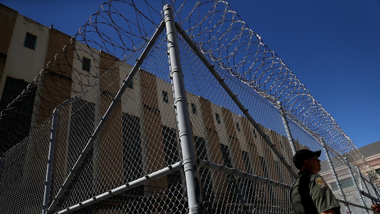 La prisión de San Quintín abrió en 1852 y es la cárcel más antigua de Ca...