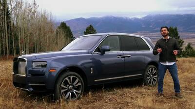 Rolls-Royce Cullinan | Prueba A Bordo completa