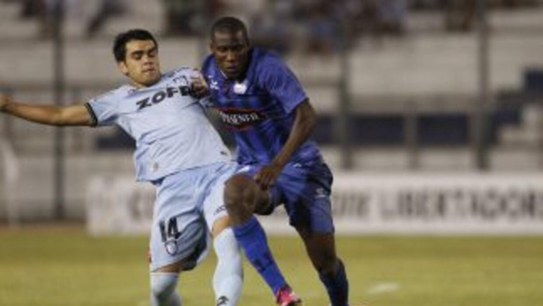 Emelec derrotó al Deportes Iquique por 2-1 por la cuarta fecha del Grupo...
