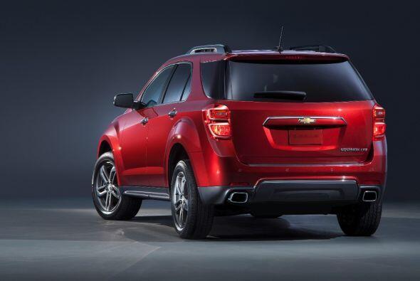 7- Chevrolet Equinox: Es un vehículo en el podemos encontrar un amplio e...