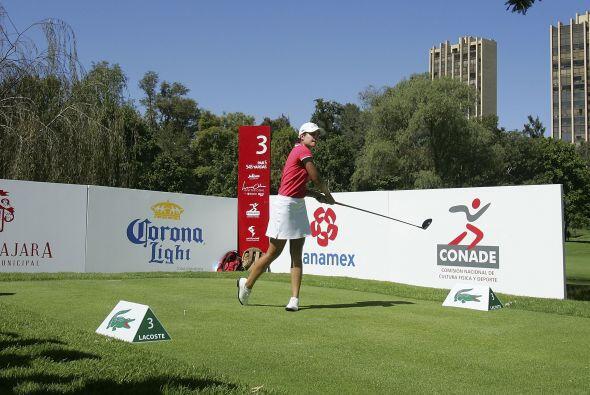 En el área del deporte, la mexicana Lorena Ochoa es un ejemplo a...