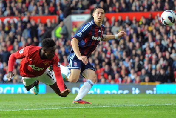 Esta jugada espectacular de Welbeck fue el cuarto del Manchester.