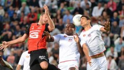 Las desconcentraciones defensivas del Ajaccio le costaron la derrota ant...