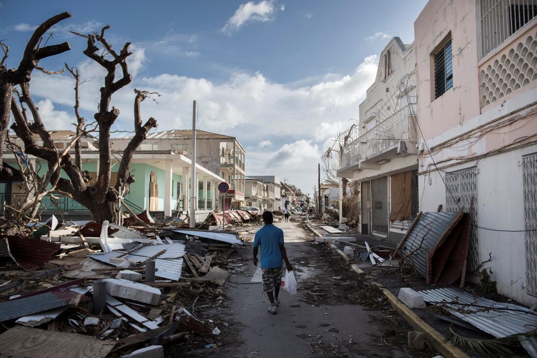 Irma Caribe