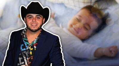 Gerardo Ortiz sí le cambia los pañales a su hijo (y hasta le gusta bañarlo)