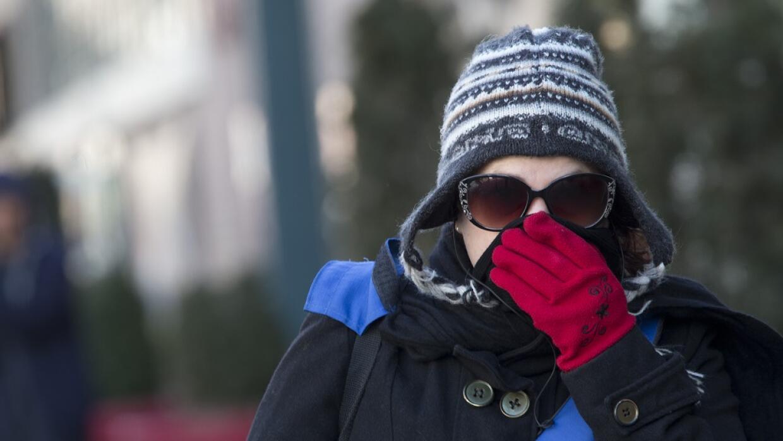 Nueva York verá temperaturas muy por debajo del punto de congelación.