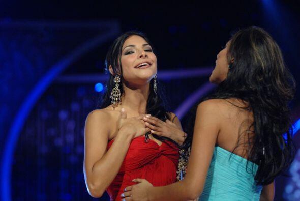 Su belleza conquistó al público y se convirtió en la primera ganadora de...