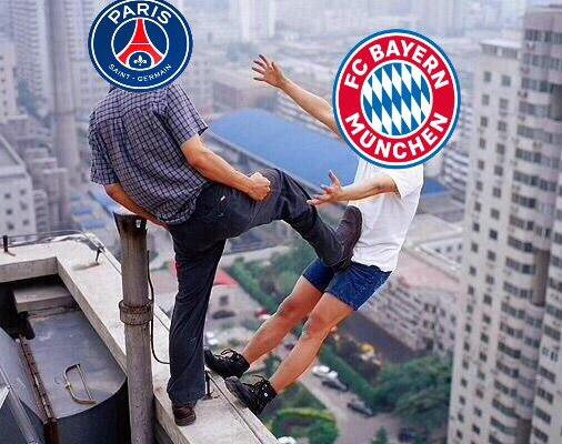 El PSG no tuvo piedad con el Bayern y los memes tampoco dkwhqqfxkaa7o5qj...