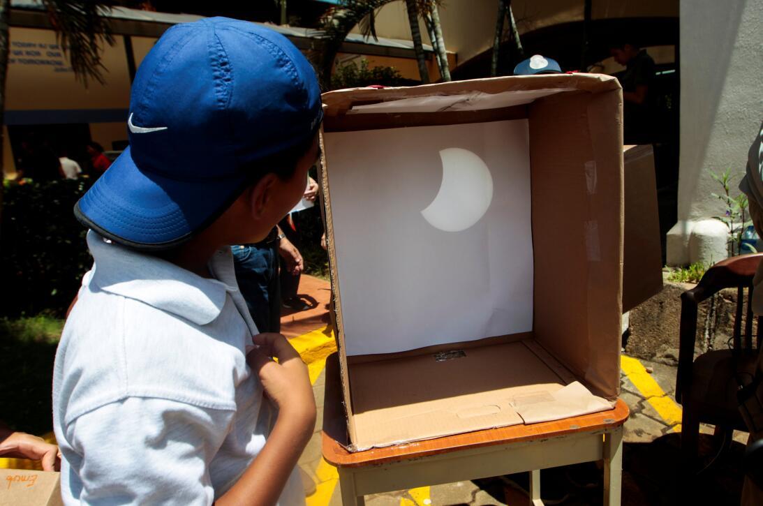 Eclipse Nicaragua