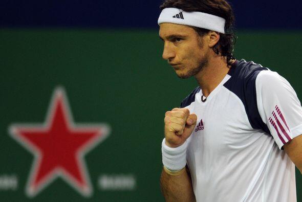 Finalmente, checa la foto del latino con mayor ranking en la ATP: 25. Ju...