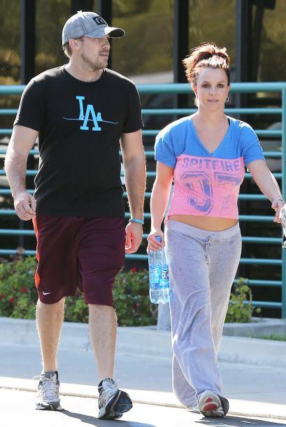 LA PRINCESA DEL POP   Britney Spears terminó con David Lucado y cuando l...