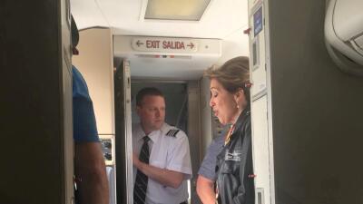 En fotos: Una falla en el ventilador del motor casi derriba al avión de Southwest