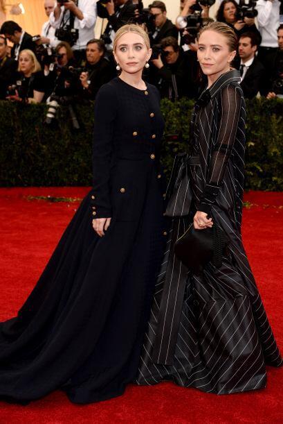 Tuvieron una época en la cual se decía que las gemelas Olsen se inspirab...