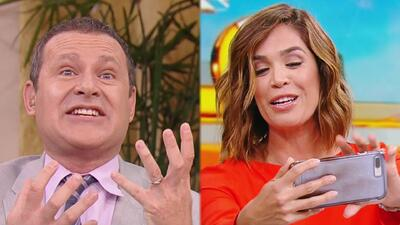 Hablando de fútbol y problemas de pareja: Alan tiene una esposa comprensiva y Karla ha hecho sufrir a su esposo