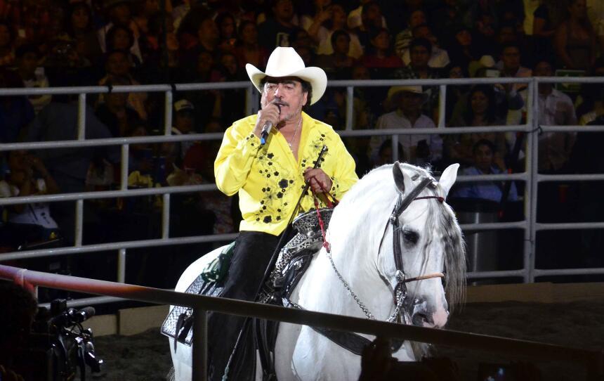 Joan Sebastian en las telenovelas