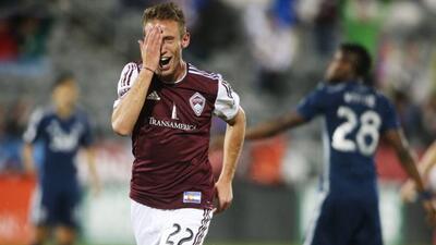 LUCAS PITTINARI (MED)   El argentino de Colorado Rapids anotó el gol de...