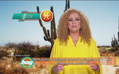 Mizada Piscis 26 de junio de 2017